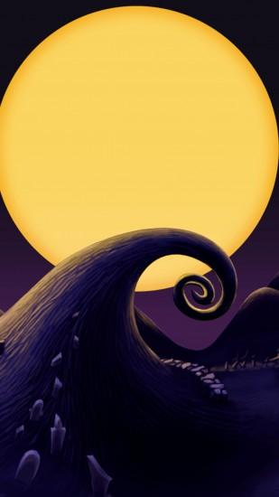 free download nightmare before christmas wallpaper 1080x1920 for samsung galaxy