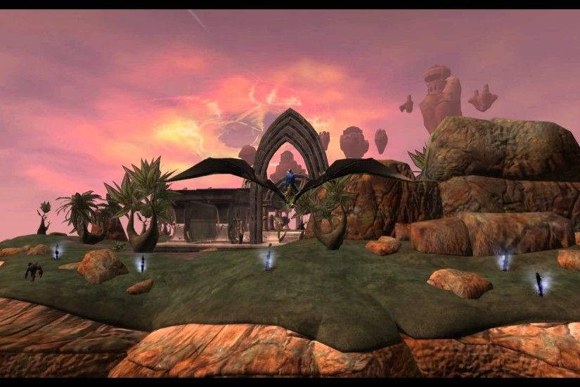 Is Everquest 2 the best-looking MMO on the market?