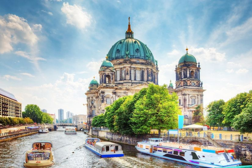 Berlin Germany Cathedral Wallpaper 12957
