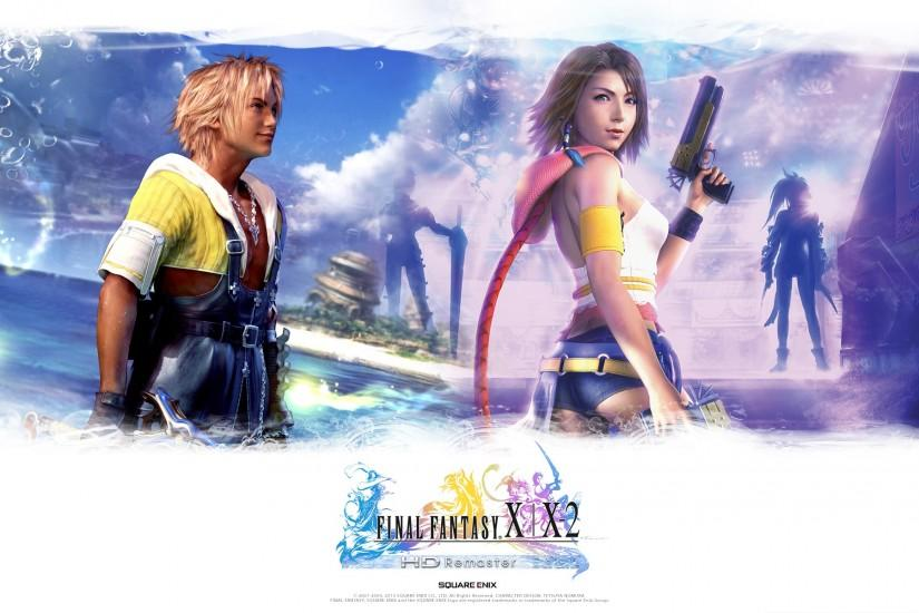 Final Fantasy X/X-2 HD Remaster wallpapers | Final Fantasy Wiki | Fandom  powered by Wikia