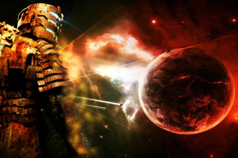 ... Dead Space 2 wallpaper 1920x1080 by jimjim617