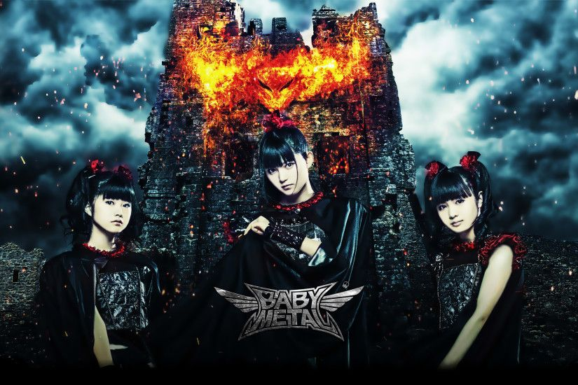 ... BABYMETAL X by NEO-Musume