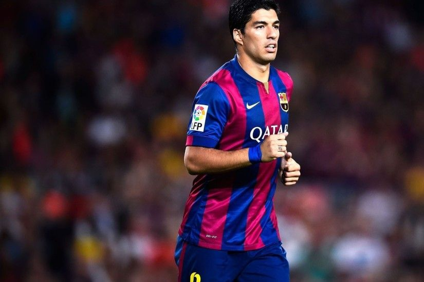 Luis Suarez, FC Barcelona - Full HD Wallpaper. ImgPrix.com - High Definition