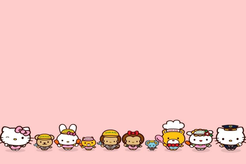 Another Hello Kitty Desktop :3 by MizzLorelai on DeviantArt Hello Kitty  Desktop Backgrounds Wallpapers ...