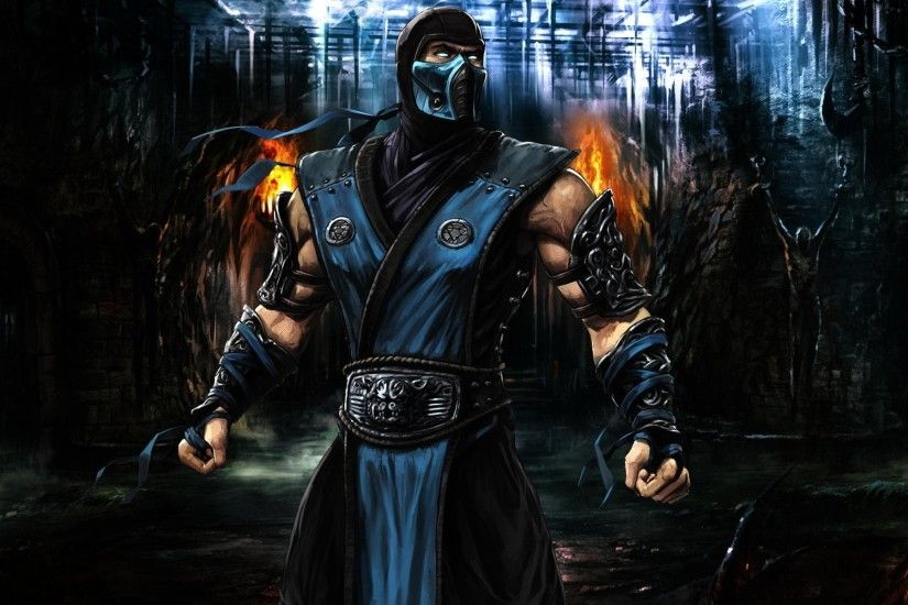 HD Wallpaper | Background ID:156828. 1920x1200 Video Game Mortal Kombat
