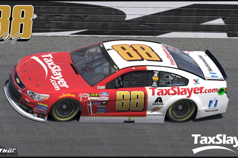 About this Paint. 2016 Dale Earnhardt Jr. ...