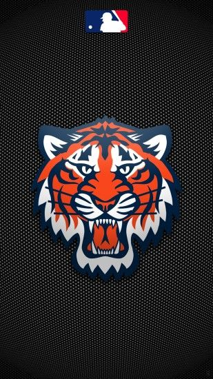 ... Detroit Tigers Iphone 6 Plus Hd Background with regard to Detroit  Tigers Phone Wallpapers ...