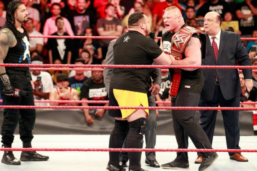 Raw General Manager Kurt Angle reveals how Brock Lesnar's Universal  Championship challenger at SummerSlam will be determined