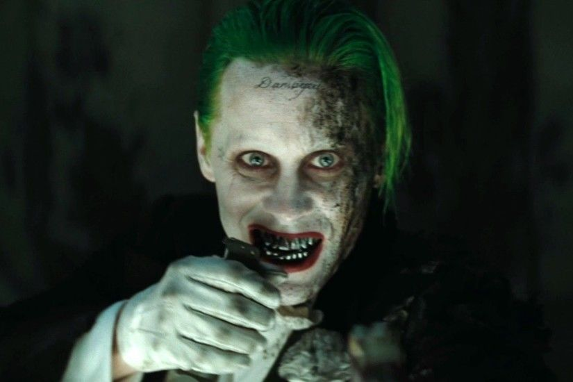 Jared Leto Spent Time With Institutionalized Psychopaths To Prepare For  Joker Role In Suicide Squad - Oh No They Didn't!