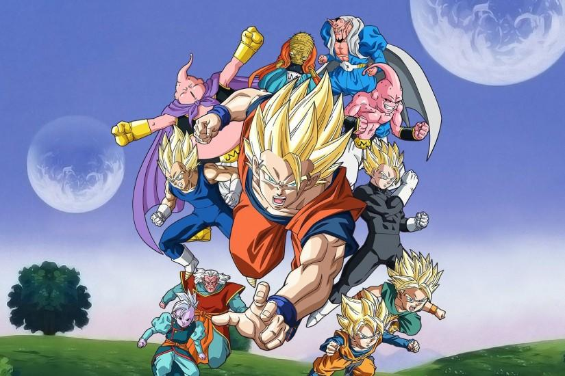 dragon ball z wallpaper 1920x1080 for hd 1080p