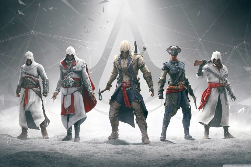 Assassins Creed Wallpapers - Full HD wallpaper search