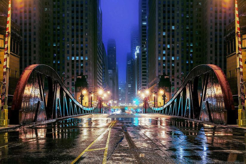 Chicago wallpaper.