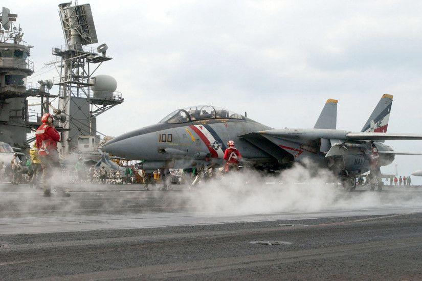 Ten years ago today: the U.S. Navy F-14 Tomcat's attack on Saddam's yacht