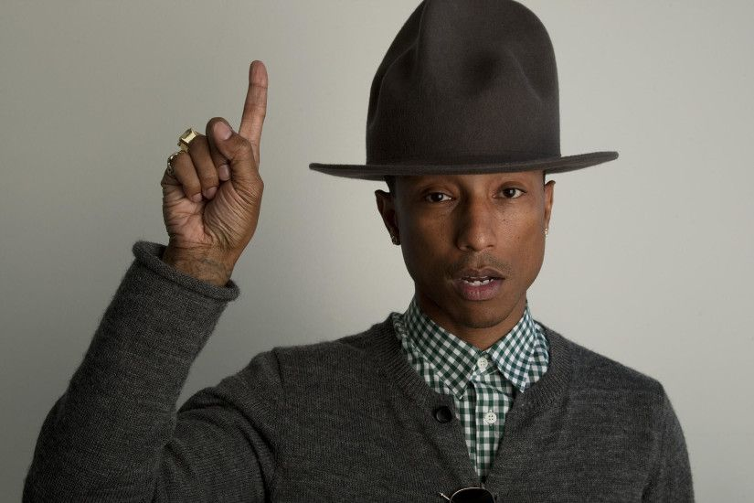 2014 hat. Pharrell Williams Images HD