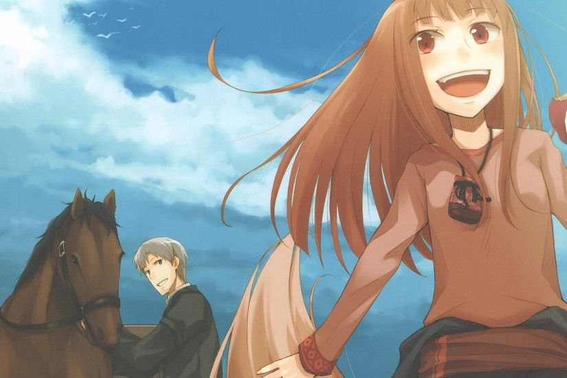 Anime - Spice and Wolf Wallpaper