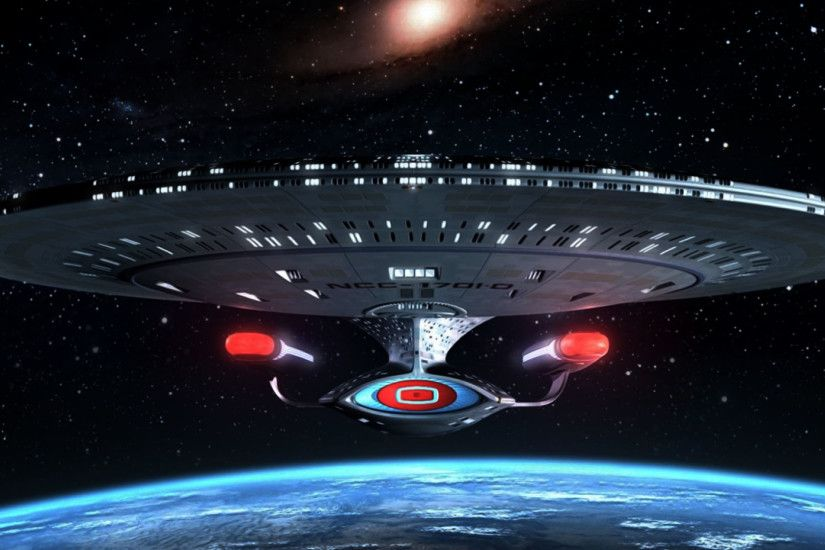Star Trek Enterprise Wallpaper HD