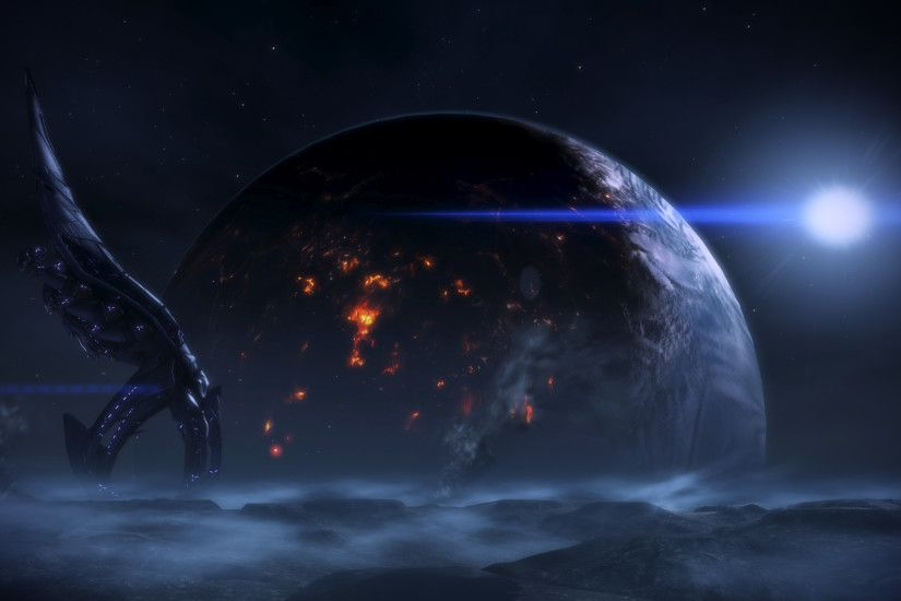 Mass Effect Desktop Background