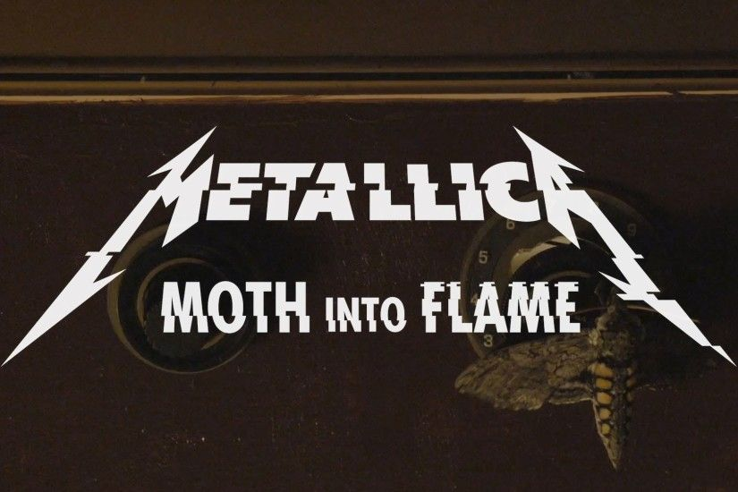 Metallica Goes In-Depth With How They Created 'Moth Into Flame'