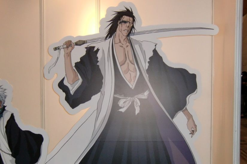 Kenpachi Zaraki by underwolf Kenpachi Zaraki by underwolf