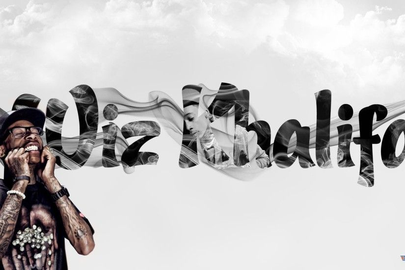 Music - Wiz Khalifa Wallpaper