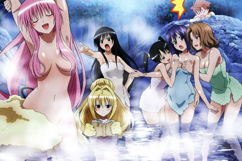 To LOVE-Ru Wallpaper