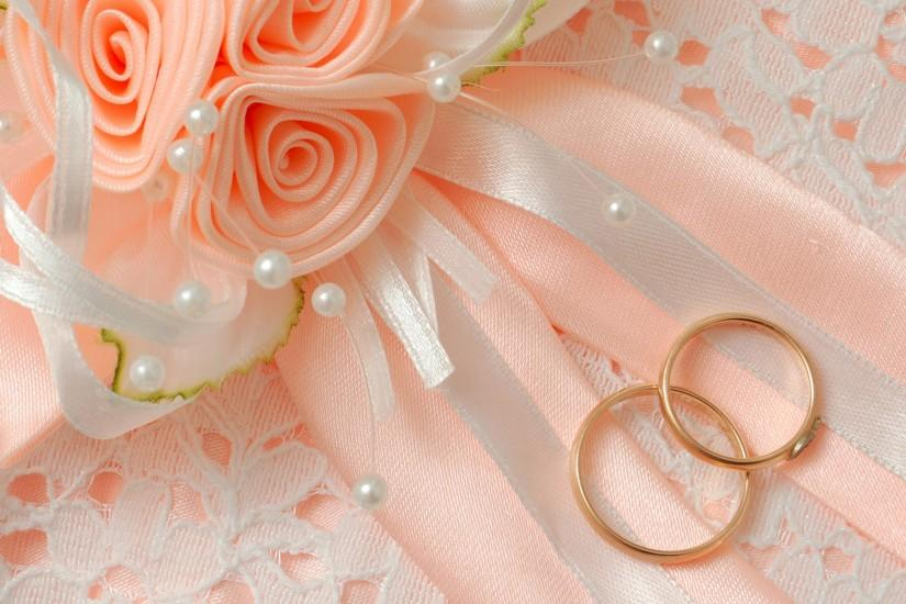 Peach Wedding Background Of beautiful p…
