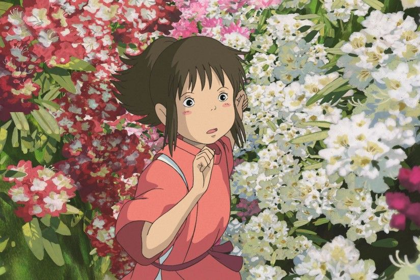 Download Free Spirited Away Wallpaper HD.