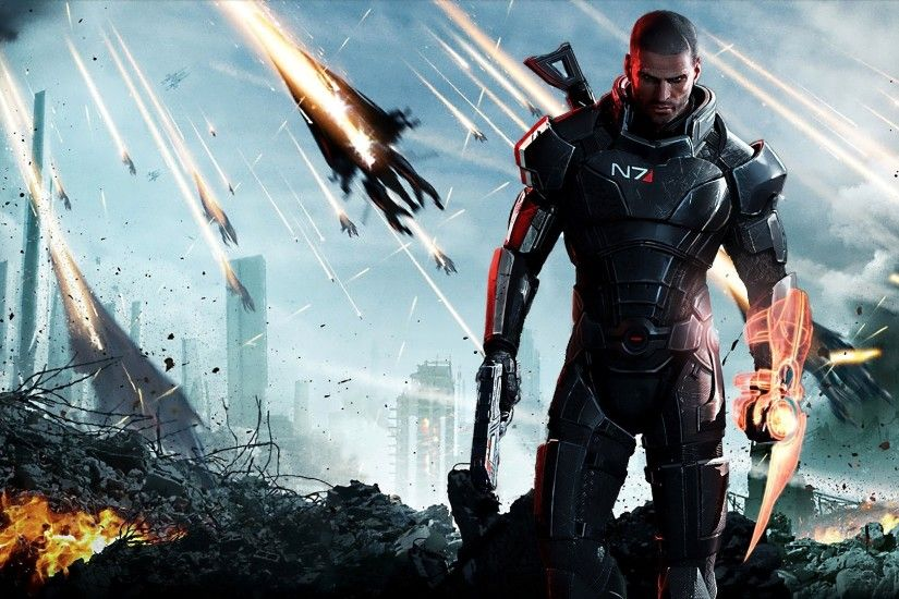 Mass Effect Desktop Backgrounds Wallpaper | HD Wallpapers | Pinterest |  Wallpaper and Desktop backgrounds