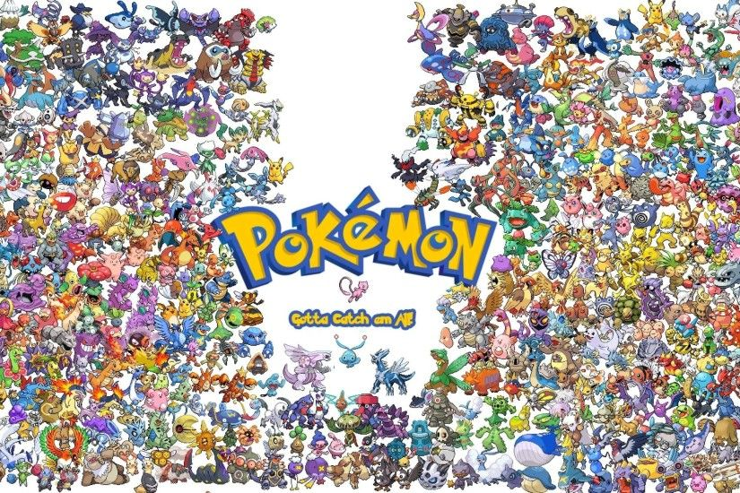 Pokemon HD Wallpapers Wallpaper