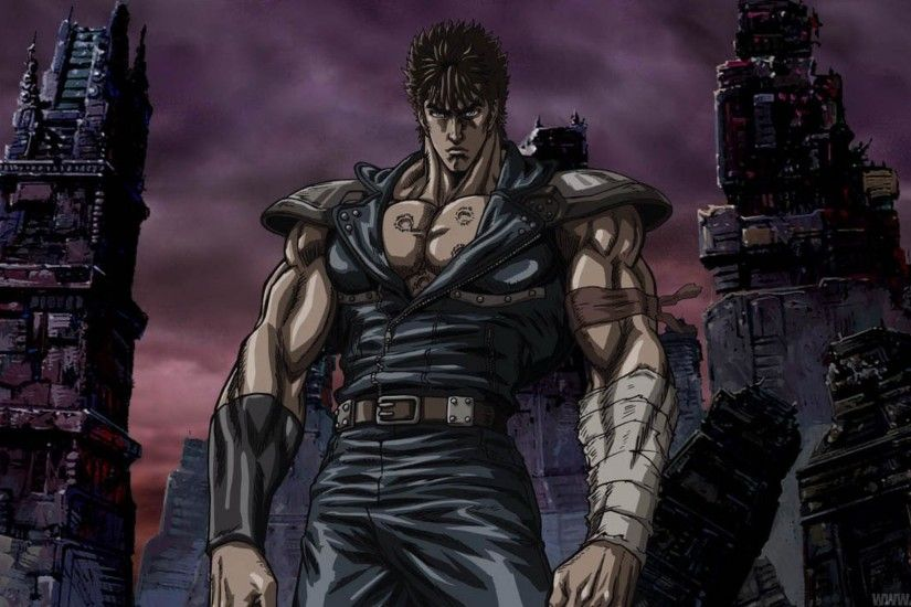 Fist of the North Star Wallpapers Facebook Cover - Cartoon HD .