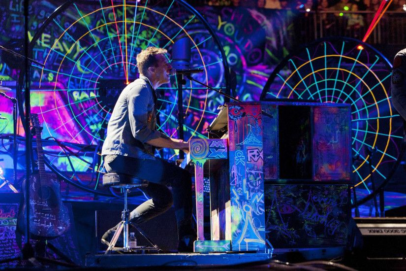 HD Wallpaper and background photos of Mylo Xyloto Tour [December for fans  of Coldplay images.