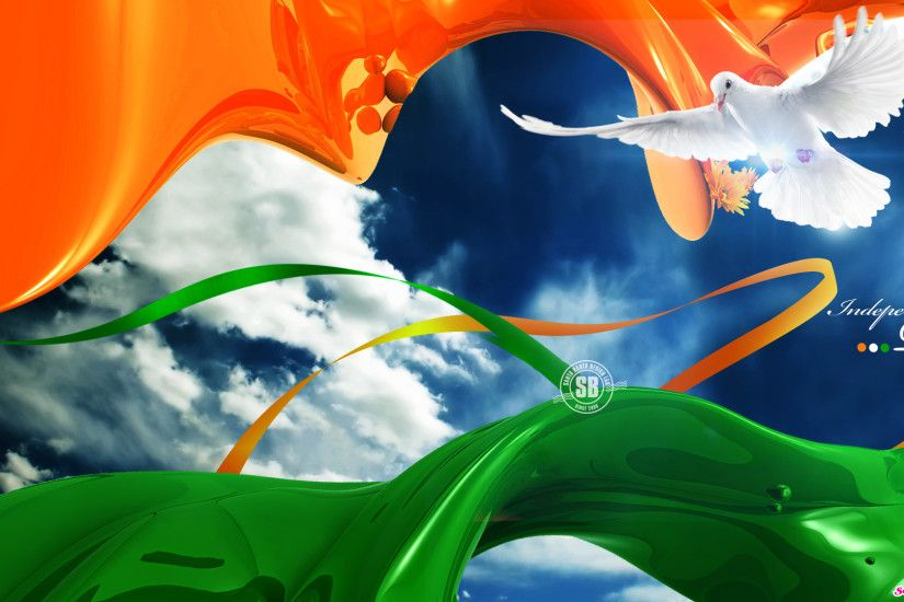 Independence Day Wallpaper: 15 August 2017 Independence Day Wallpaper