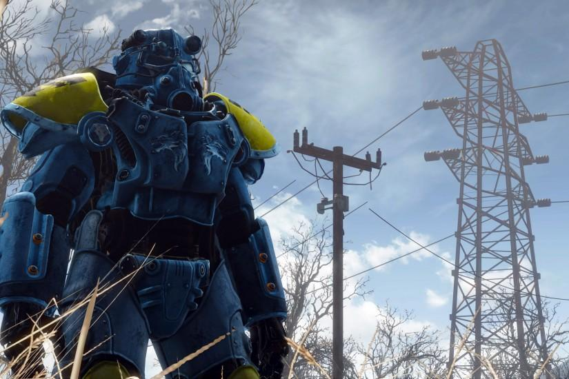 Space Wolf Power Armor Paint. Fallout 4 ...