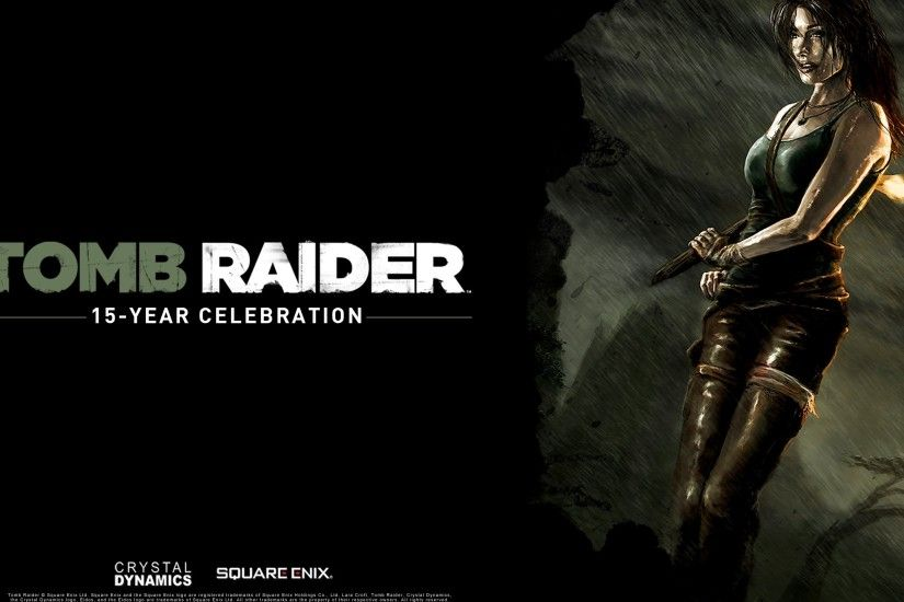 846 Tomb Raider HD Wallpapers | Backgrounds - Wallpaper Abyss