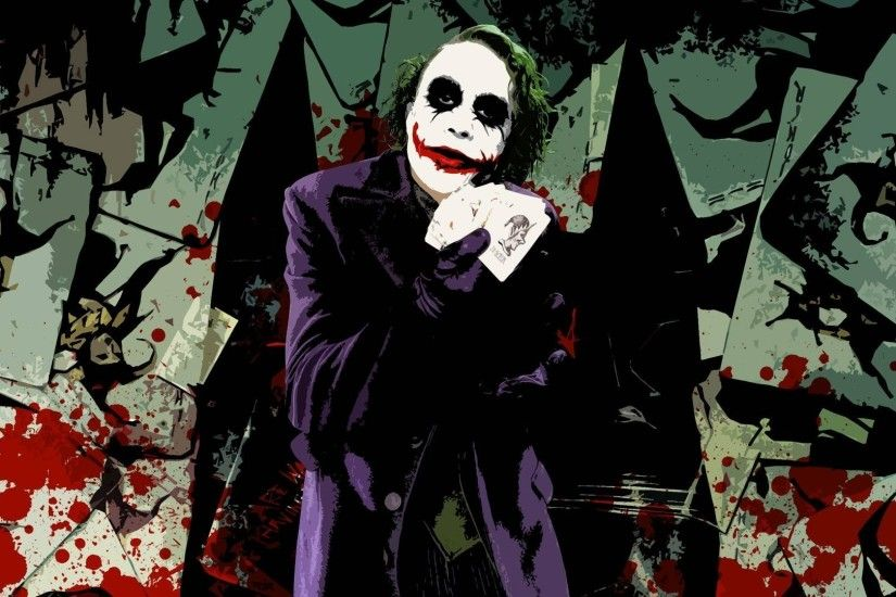 the joker wallpaper HD Download 1600×1200 The Joker Wallpaper (54 Wallpapers)  |