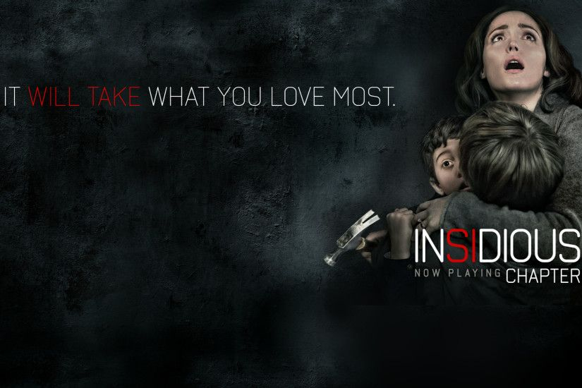 Insidious Horror Movie Poster HD Wallpaper
