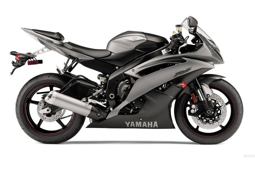 Motorcycles wallpapers Yamaha YZF-R6 - 2013