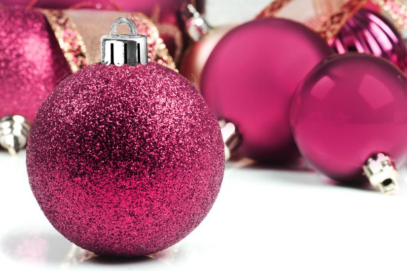 1920x1200 Pink Christmas Tree Wallpaper (12)