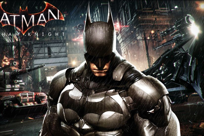 ProfessorAdagio 380 16 Batman Arkham Knight HD Wallpaper-1 by RajivCR7