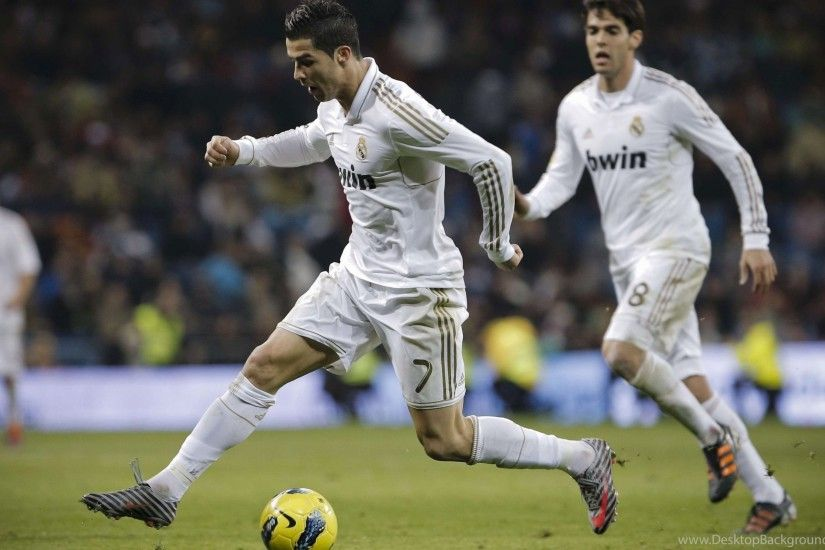 Download Wallpapers Real Madrid, C.ronaldo, R.kaka, Cr7, Criro