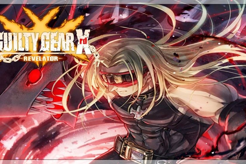 ... Guilty Gear: Zato-1 Desktop wallpapers