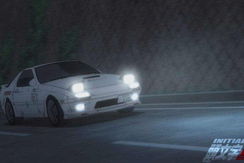 Initial D Wallpaper Collection