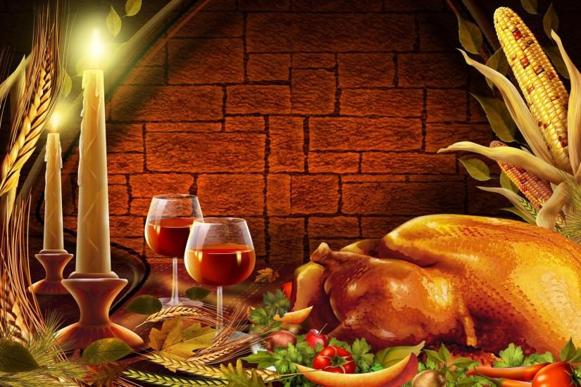 Thanksgiving Party Wallpapers HD.