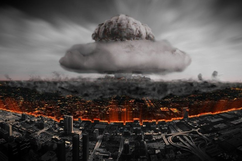 Nuclear explosion Wallpaper #3213