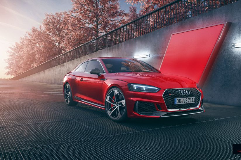Audi RS5 Coupe CGI