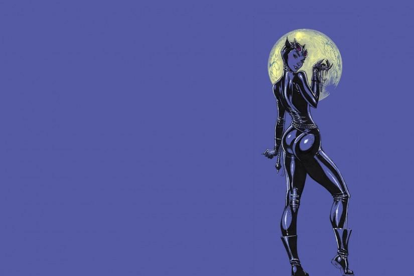 Comics - Catwoman Wallpaper