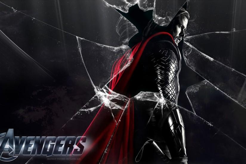 avengers thor wallpaper 1080p by skstalker fan art wallpaper movies tv .
