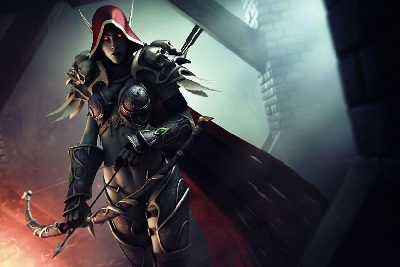 Sylvanas Wallpapers - Full HD wallpaper search