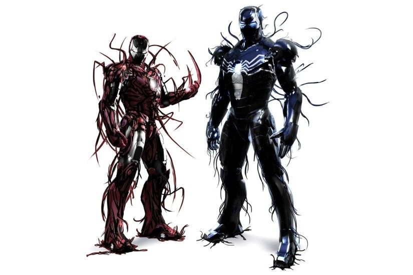 Spider-Man images Venom & Carnage wallpaper and background photos .