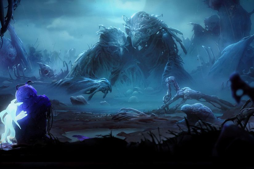 E3 2017 – Ori and the Will of the Wisps Announced